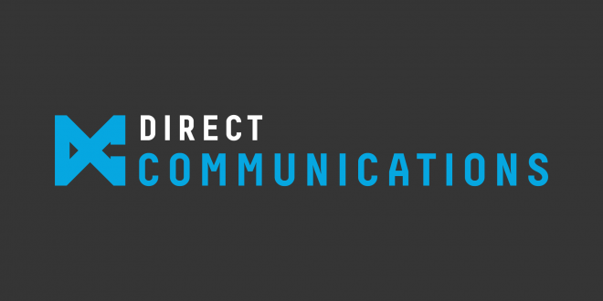 Direct-Communication-Monogram